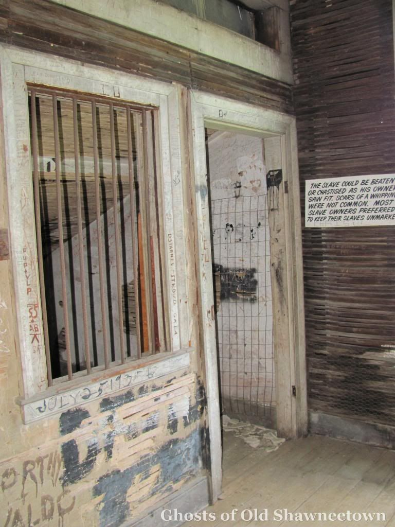 Best Haunted Houses In Illinois 2019 The Ghosts of Old Shawneetown Illinois   Old Slave House | News