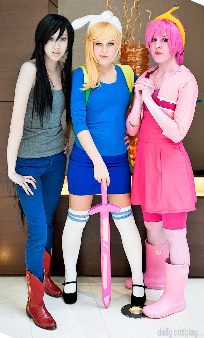 Courtoonxiii As Fionna From Adventure Time And Cake View More Of At Http