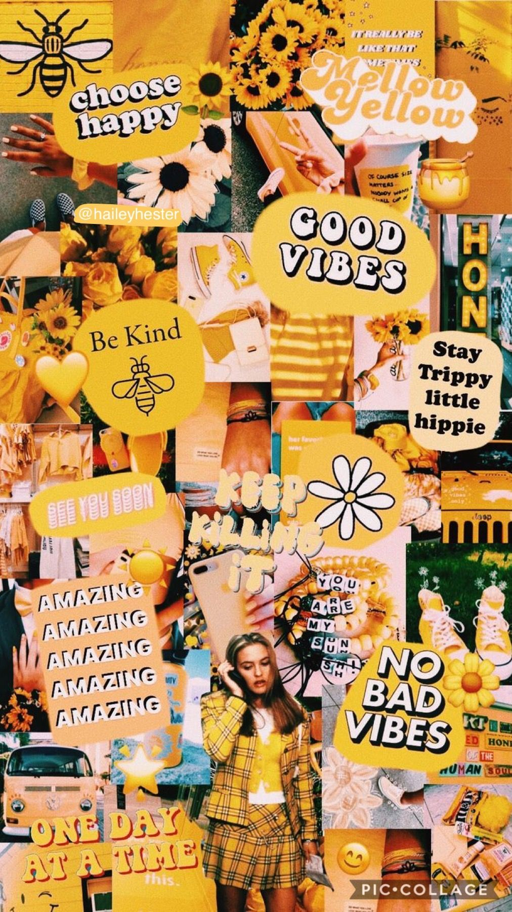 Yellow Collage Follow Me On Pinterest Sheisloved 37 With