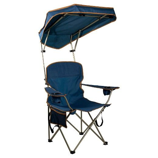 Quik Shade MAX Shade Chair  Target //shopstyle.it/l  sc 1 st  Pinterest & Quik Shade Max Shade Chair Blue | Camping stuff