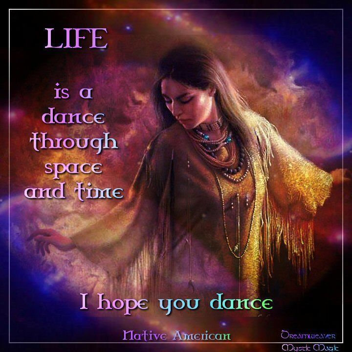 Life is a dance love shine lookup inspire soul