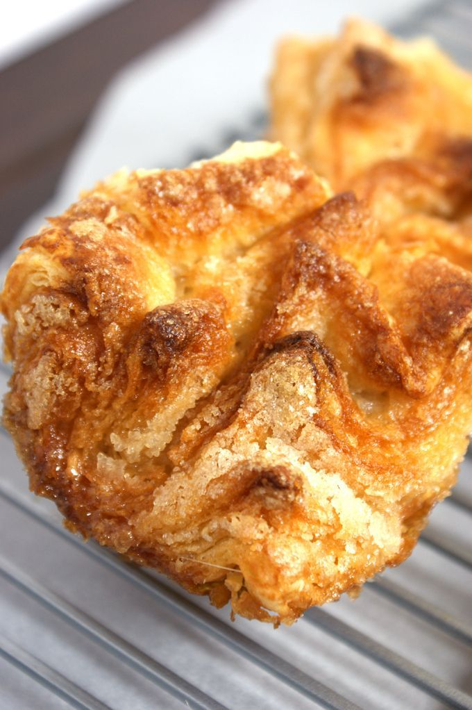 Kouign-Amann (AKA the most amazing pastry ever!) #kouignamannrecette Kouign-Amann (AKA the most amazing pastry ever!) #kouignamannrecette