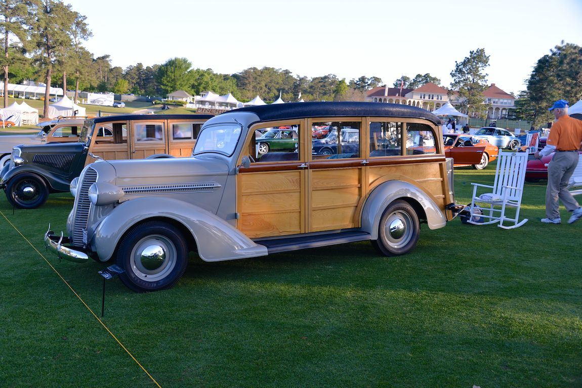 1937 dodge brothers westchester suburban