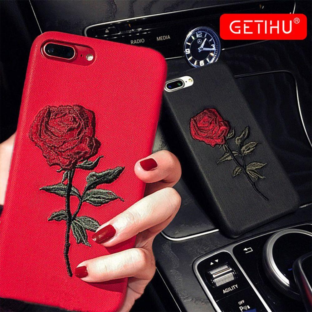 GETIHU Case For iPhone 6 6s Plus Case For iPhone7 360 full ...
