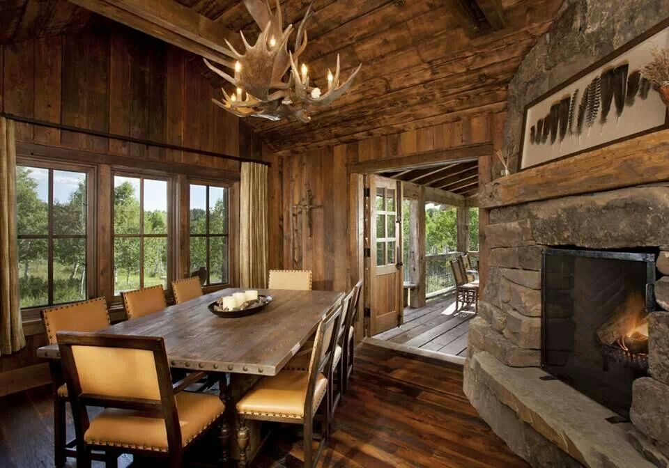 Rustic dining room Ideas for a dream home Pinterest : ca45958af7e5119ea5cdc339b8e8e4d1 from pinterest.com size 960 x 672 jpeg 152kB