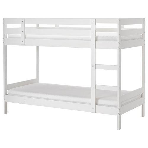 Stora Loft Bed Frame Black Full Double Ikea Loft Bed Frame White Bunk Beds Bunk Beds