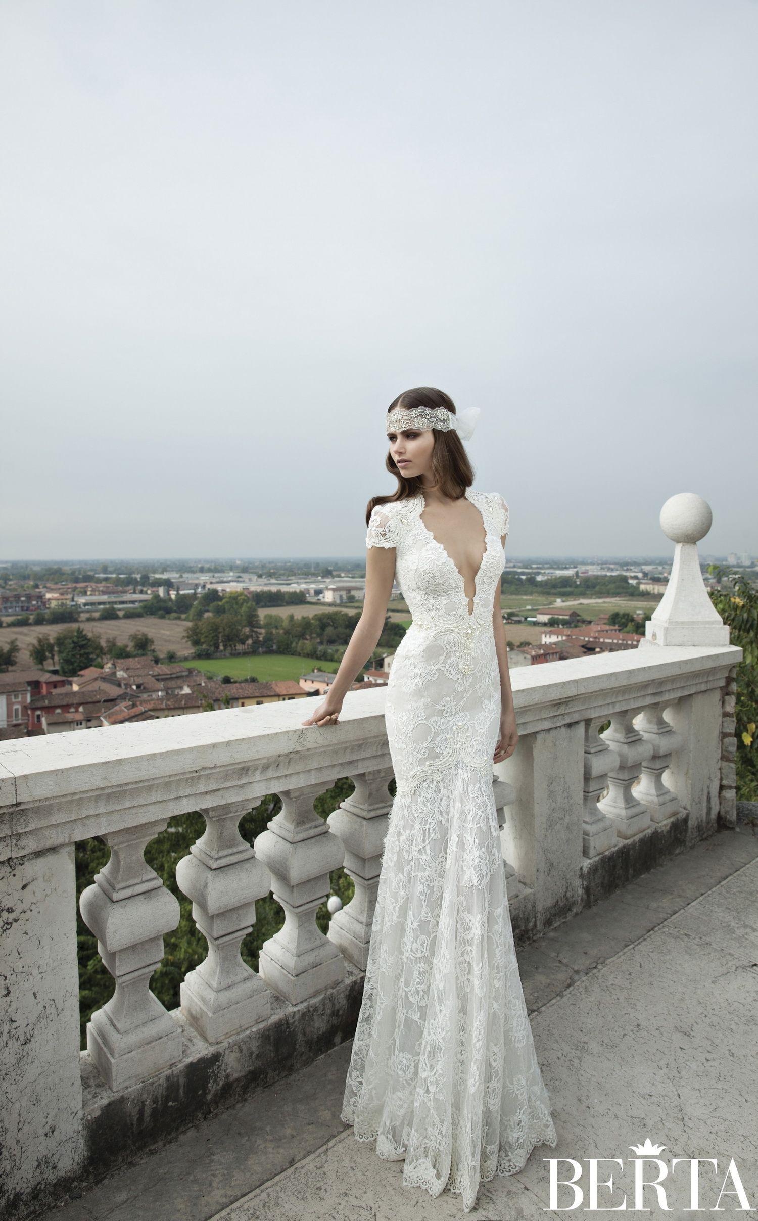 Berta Winter 2014 Bridal Collection | Bridal collection, Wedding ...