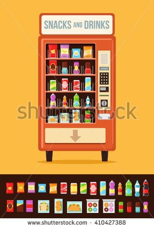 Vending Machine Stock Photos Royalty Free Images Amp Vectors