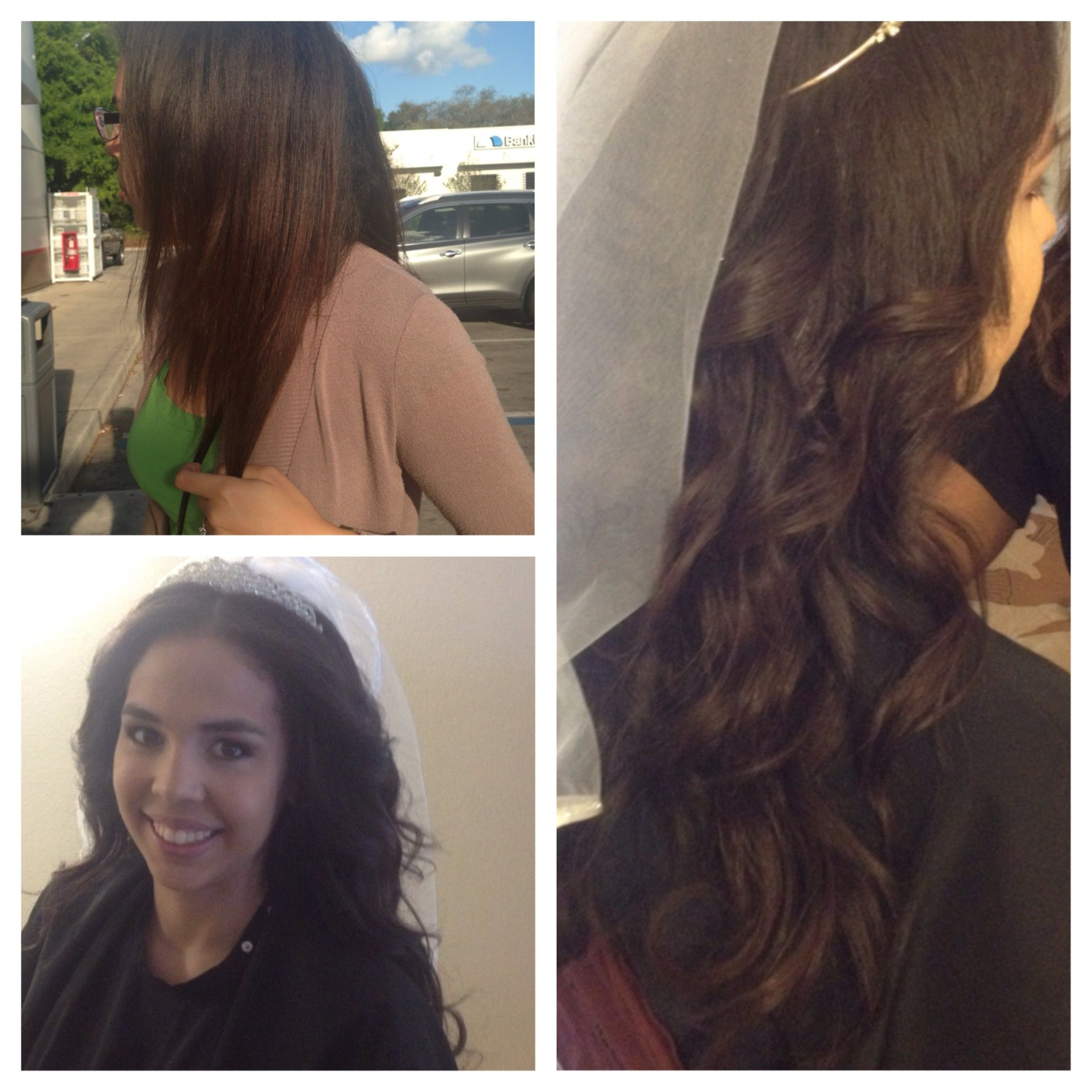 Hair Extensions By Mikayla Team Bride Jacksonville Fl 888 519 1118
