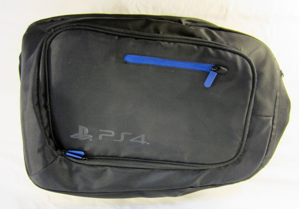PS4 Logo Backpack Used  fashion  clothing  shoes  accessories   unisexclothingshoesaccs  unisexaccessories (ebay link) 12edb81078ce6