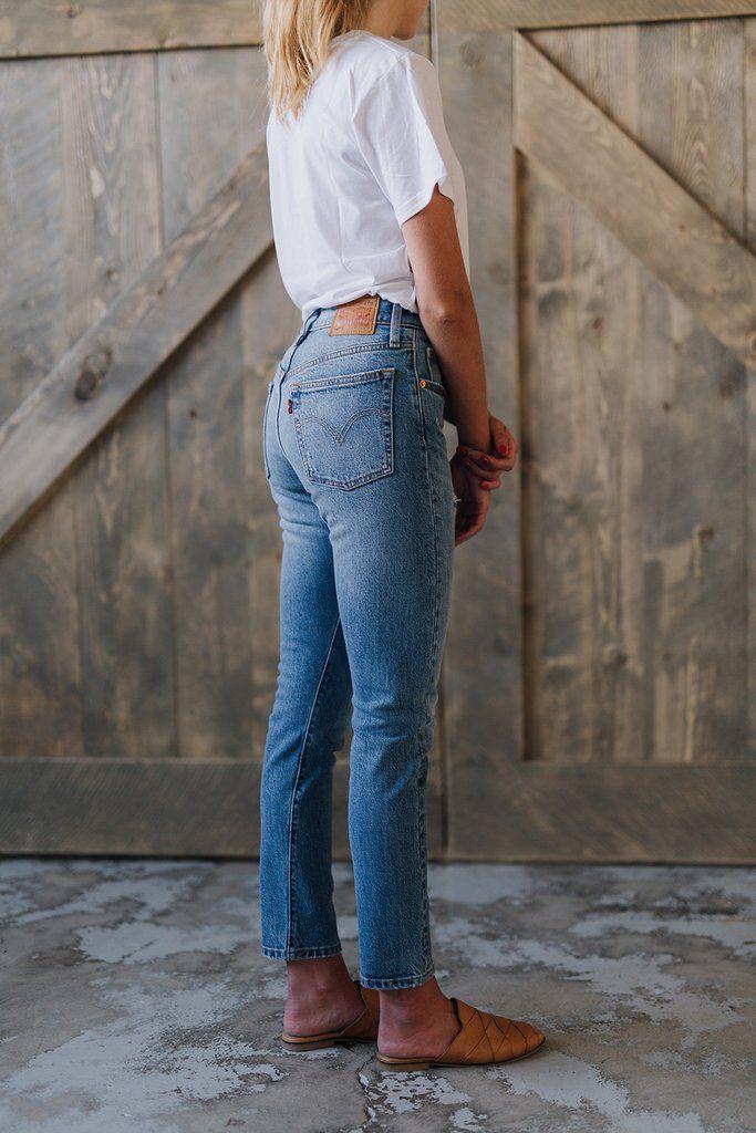 eae31a52 Post Modern Blues 501 Stretch Skinny Jeans in 2019 | Wishlist ...
