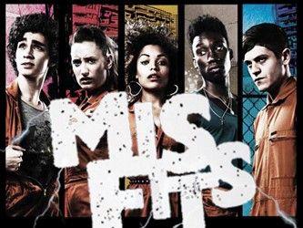 Misfits Misfits Tv Show Misfits Tv Top Tv Shows