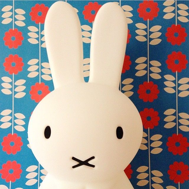 「 Miffy lamp order will be posted Monday when services resume now I'm intrigued which IG follower ordered the Miffy   #retrokids… 」