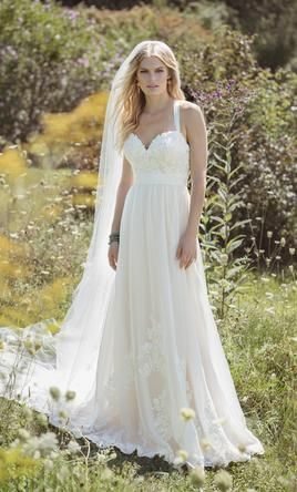 477720ab986 Lillian West 6481 wedding dress currently for sale at 44% off retail.