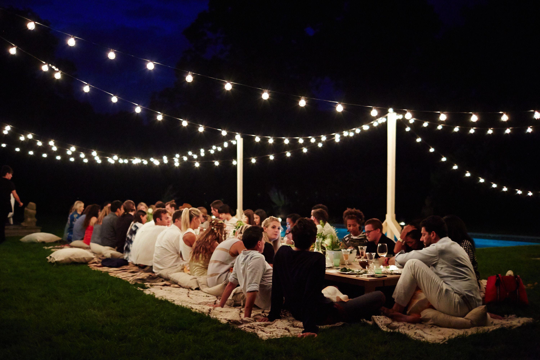 athena calderone u0027s dream dinner party dinners outdoor parties
