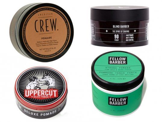 The Only Three Hair Products Men Should Use Hair Wax Mens Hairstyles Thick Hair Hair Pomade