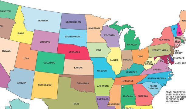 50 Hysterical Laws In America One From Each State With Images