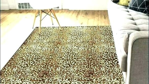 Fine Animal Area Rugs Ideas Awesome For Inspiring Leopard Print Rug At 8 10 0 43 Canada