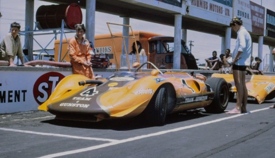 350 Canam In The East London Pits