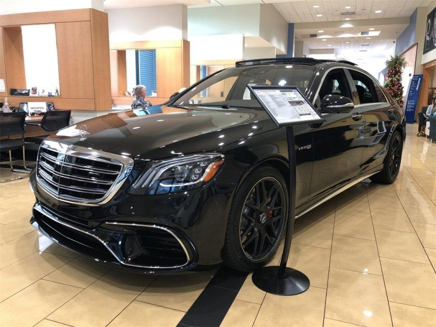 High Quality New 2018 Mercedes Benz S 63 AMG In Orlando FL 32839   472330412