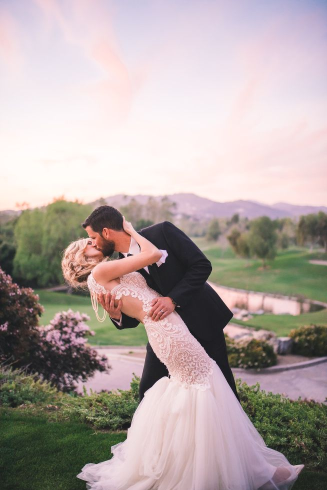 "California bride comes home to find the ""One"" 