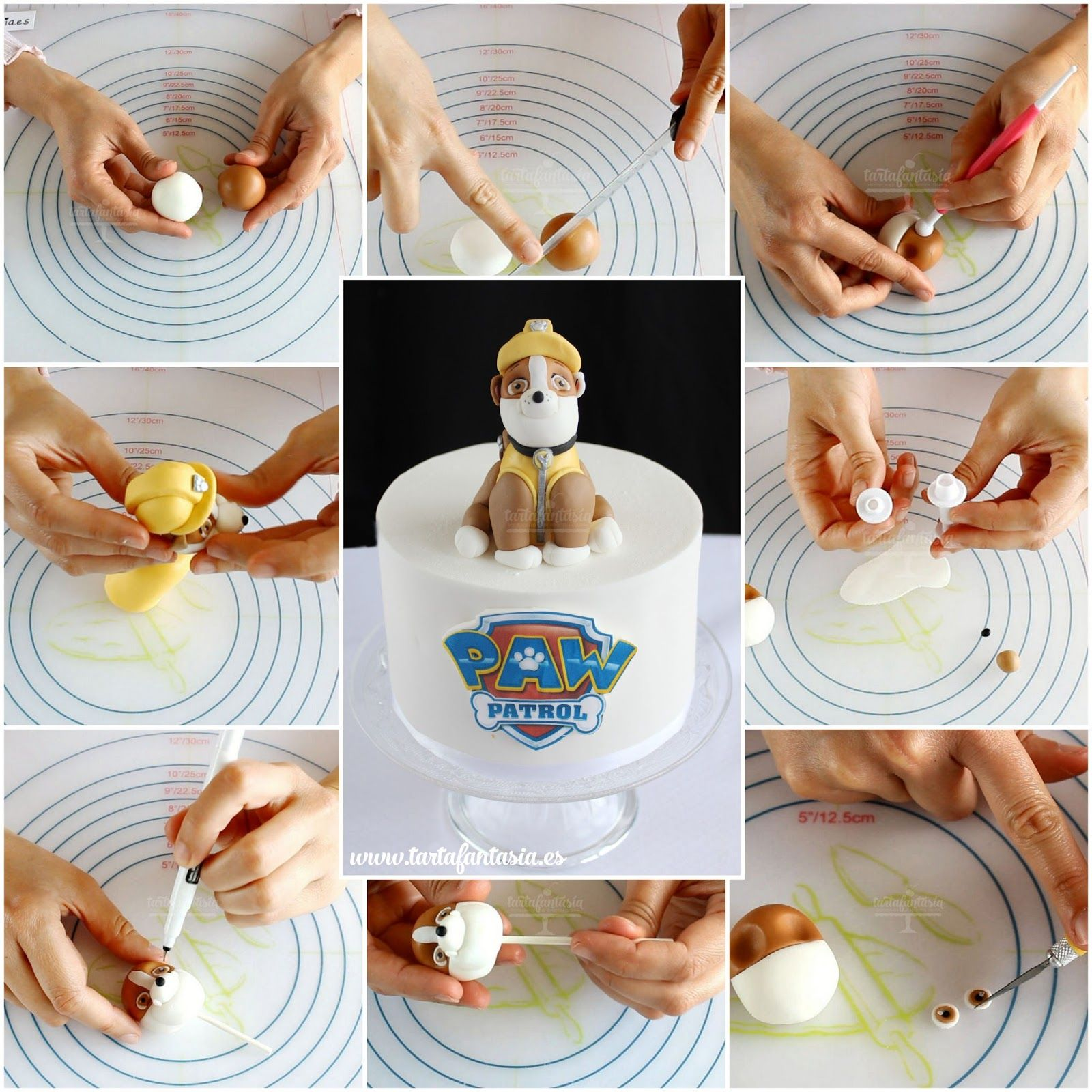 how to use fondant icing on cupcakes