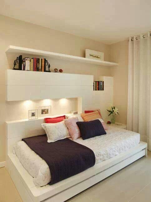 Respaldo cama 2 plazas ideas para el hogar pinterest for Cama dos plazas