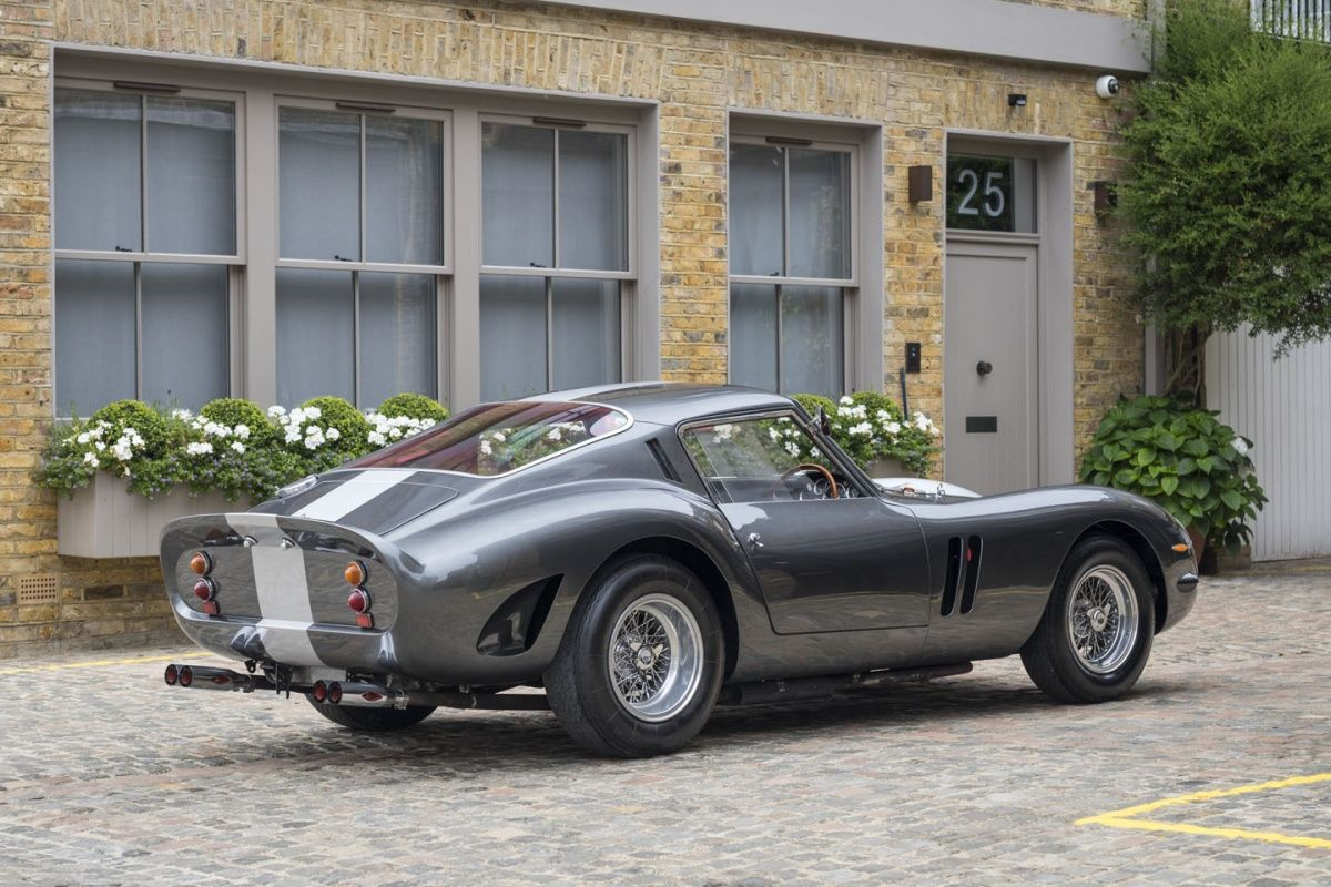 1962 Ferrari 250 GTO - Recreation:Right Hand Drive: Chassis No. 7695 ...
