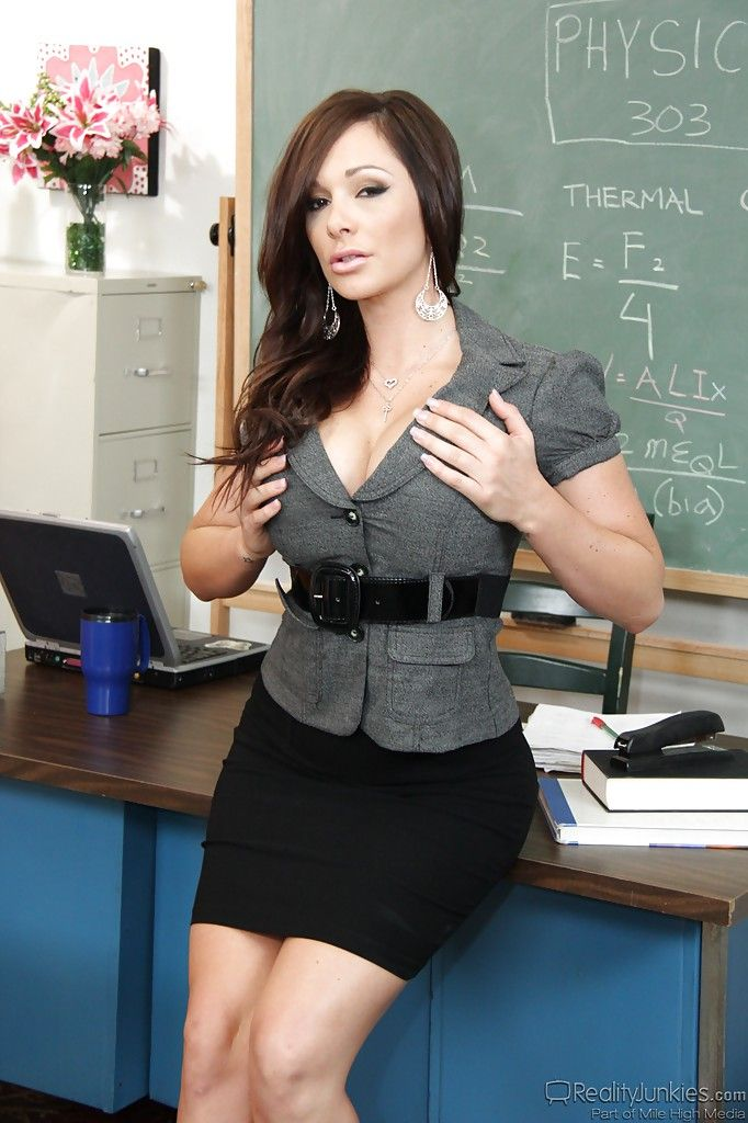 Hot Teacher Virtual Sex