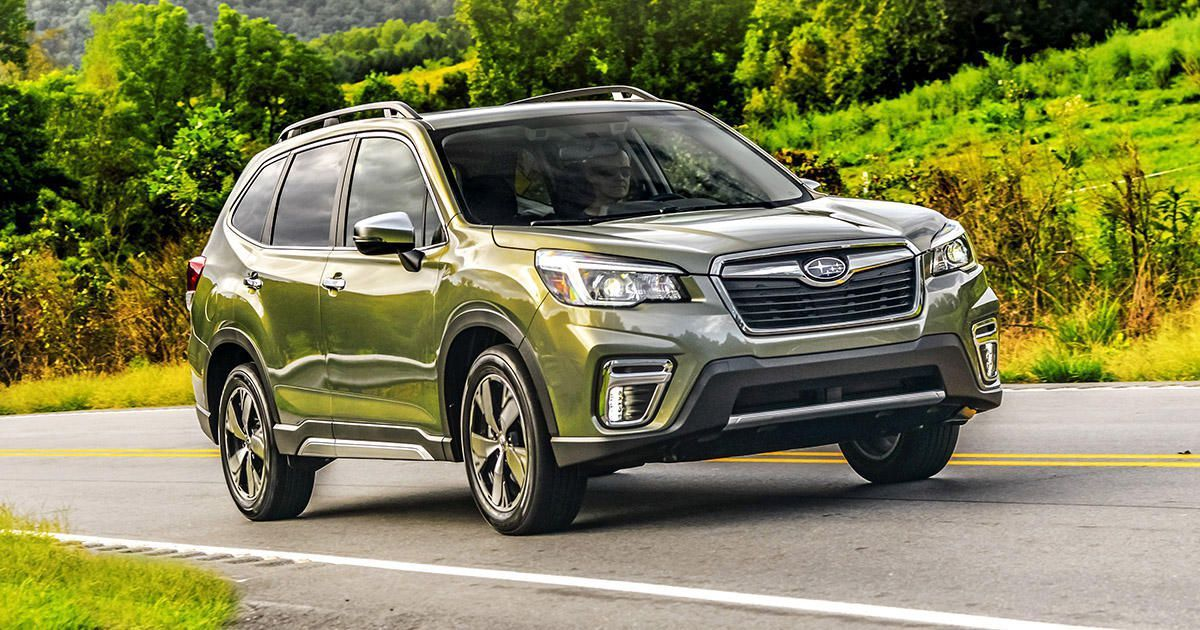 2019 Subaru Forester first drive review Keep on keepin