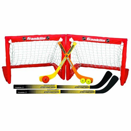 Gift Idea For 8 Year Old Boys For Christmas Birthdays Kids Gift Ideas In 2020 Franklin Sports Indoor Sports Hockey Kids