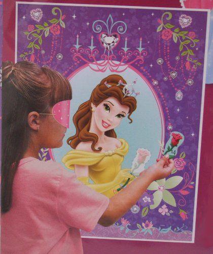Disneys Princess Party Game (bestseller)