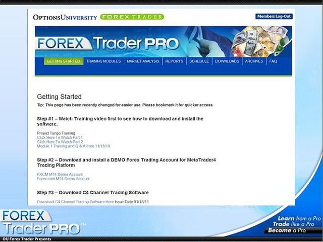 Professional forex trader salary