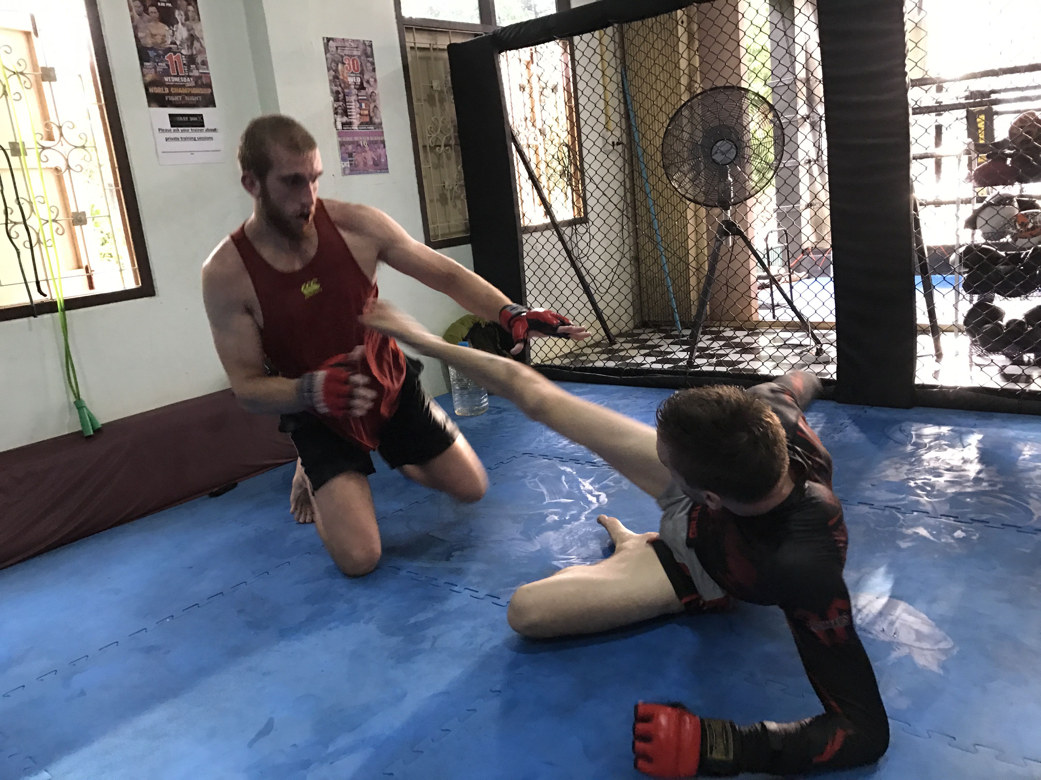 Mma Training At Combat 360x Muay Thai Mma And Fitness Camp In Khao Lak Thailand Mma Muaythai Nakmuay Gym Fitness Wo Mma Training Muay Thai Fitness Camp
