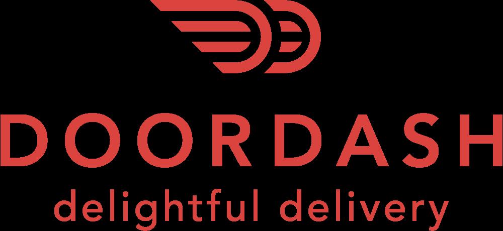 Image result for door dash logo