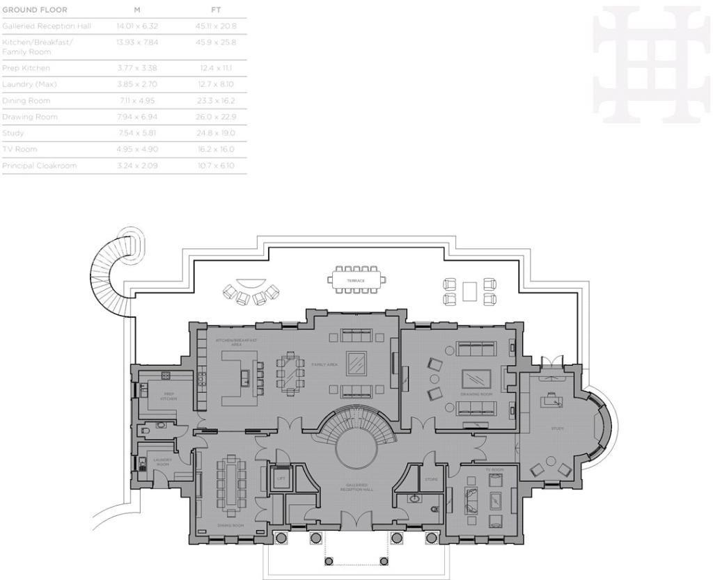 Rightmove Co Uk Architectural Floor Plans Modern Floor Plans Luxury House Plans