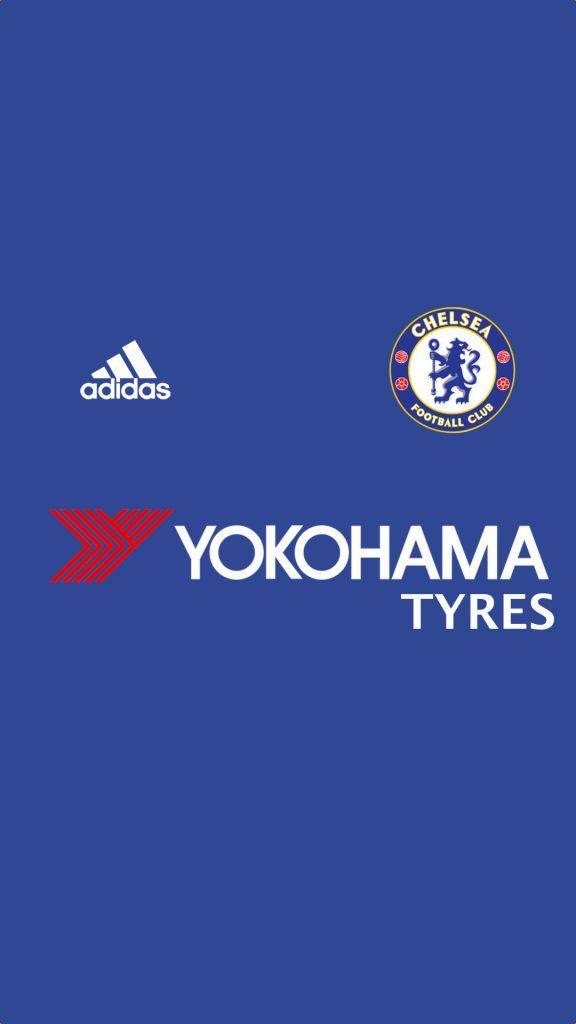 Chelsea Adidas YOKOHAMA Tyres