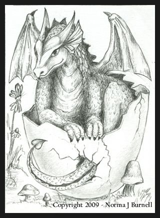 Dragon Hatching Season | Adult Coloring pages | Pinterest | Dragones ...