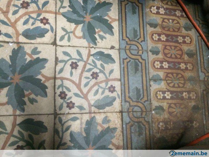 Anciens Carrelages A Vendre Decoration Assiette Carrelage Carreau De Ciment