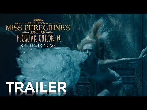 Miss Peregrine S Home For Peculiar Children Official Trailer 2 Hd Miss Peregrine S Peculiar Children Peculiar Children Miss Peregrines Home For Peculiar