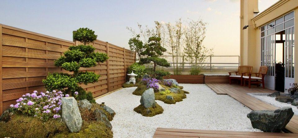 jardin japonais - Recherche Google | idée exterieur | Pinterest ...