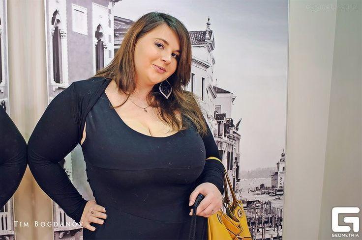 model sherbakova alexandra size Plus