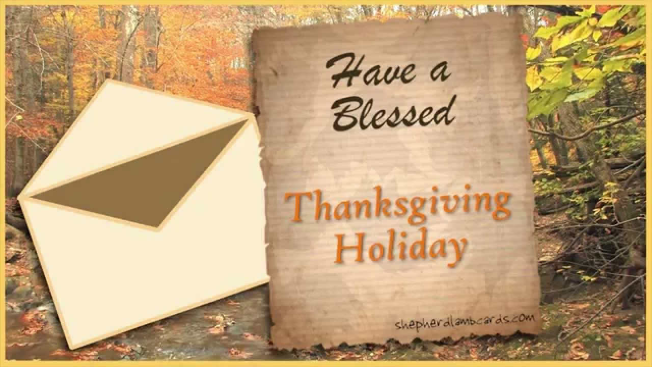 A thanksgiving holiday letter animated musical bible greeting a thanksgiving holiday letter animated musical bible greeting ecard kristyandbryce Choice Image