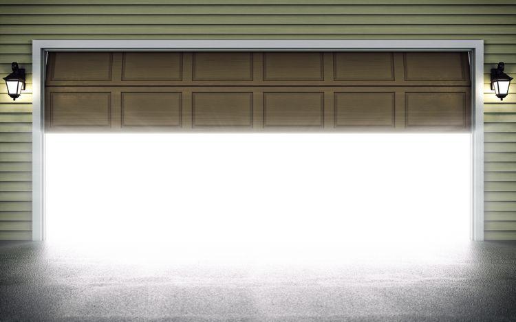 Why Your Garage Keeps Opening And Closing On Its Own Garage Doors Liftmaster Garage Door Opener Automatic Garage Door Opener