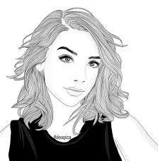 Pin En Dibujos De Chicas Tumblr