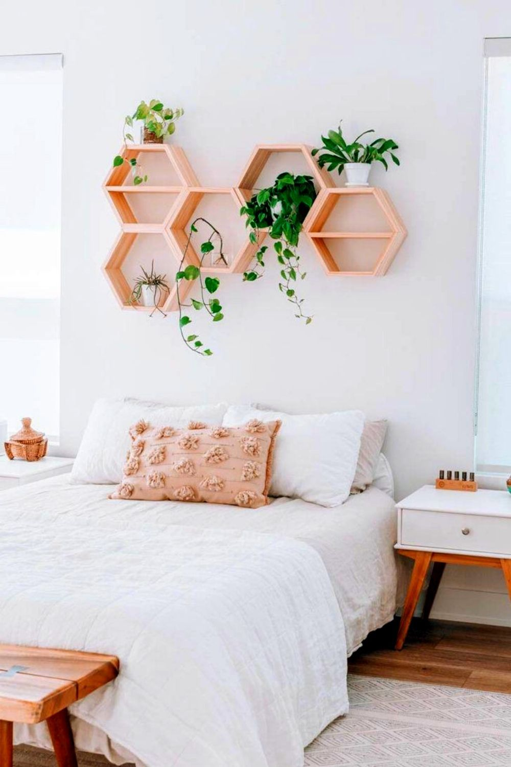 If you want to create a minimalist bedroom interior, you should not ignore the interior design. It is true that the bedroom is a place to sleep, but good design, aesthetic, and according to your taste can certainly make the room more pleasant to live in..#bedroom#bedroomideas#bedroomdecor#minimalistbedroom#bedroominterior#bedroominteriordesign#minimalistbedroomideas#minimalistbedroomdecoration