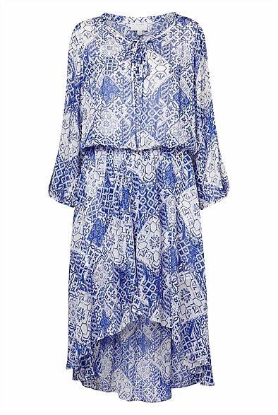 Sportsgirl blue dress