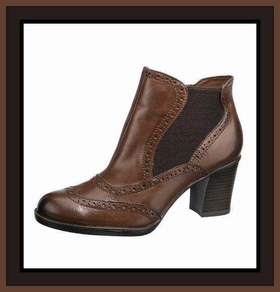 Tamaris Damen 25046 Stiefel: Schuhe & Handtaschen