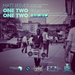 """""""Life"""" According To Paul Lipsey...: NEW MUSIC!!! - MATT REEVES - """"ONE TWO, ONE TWO""""......"""