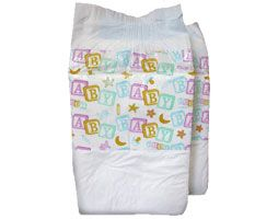 Think, that Adult printed diapers